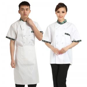 Đồng phục đầu bếp 05